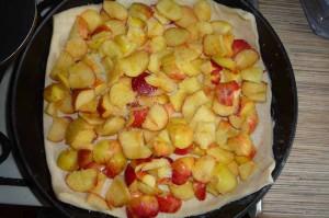 Рецепт вкусной шарлотки с яблоками