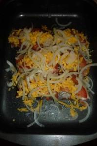 Горбуша запеченная в духовке с сыром