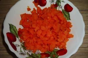 Как готовить салат оливье
