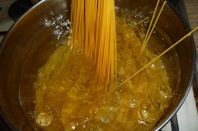 Как сделать пасту с соусом в домашних условиях 765