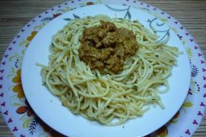 Рецепт соуса для спагетти