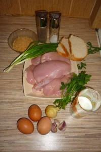 Рецепт котлет по-киевски из куриного филе