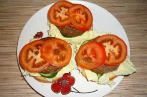 Как приготовить гамбургер в домашних условиях