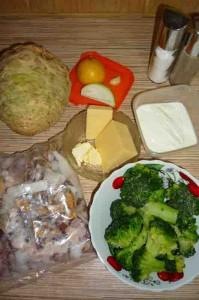 Рецепты с морепродуктами