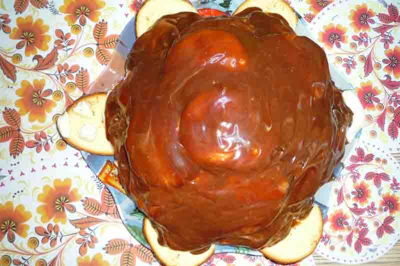 Рецепты тортов черепаха в домашних условиях с фото пошагово 424