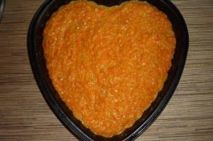 Творожно-морковная запеканка