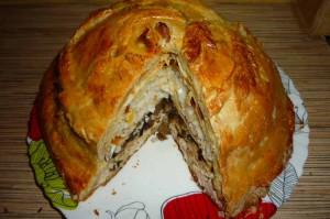 Пирог курник