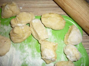 Рецепт вареников