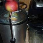 Морковно-яблочный сок