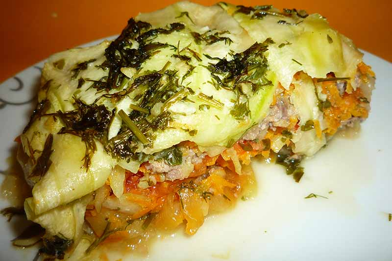 Рецепт кабачковой запеканки в духовке