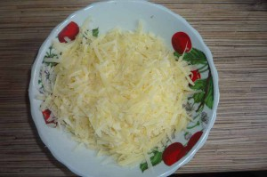 Куриное филе с сыром в духовке