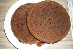 Торт Санчо Панчо