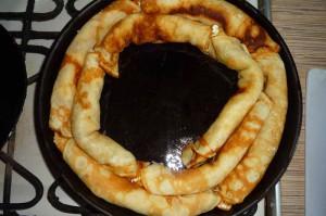 Блинный пирог