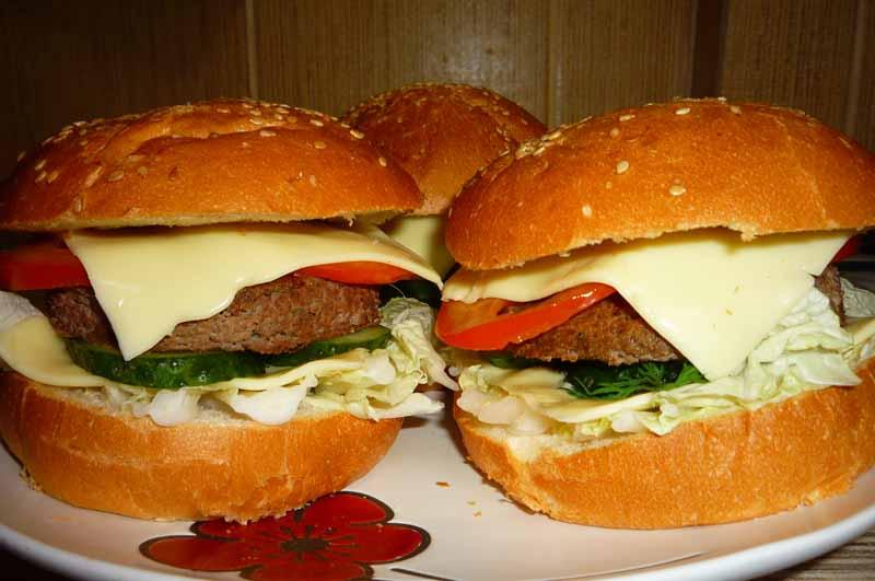 может быть как сделать гамбургер в домашних фото действующему законодательству