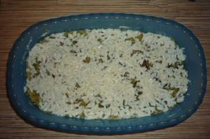 Слоеный салат с печенью