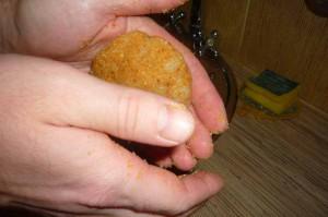 Как сделать рыбные котлеты
