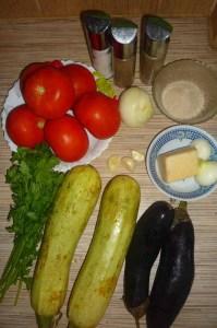 Как приготовить рататуй