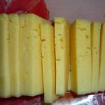 конвертики с сыром в яичном кляре.