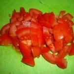 Салат из свеклы с овощами